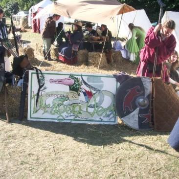 Cidre & Dragon – Merville-Franceville, 20 et 21 septembre 2008